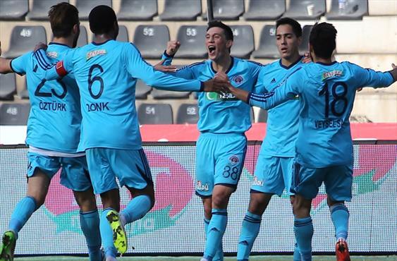 İşte Gaziantepspor-Kasımpaşa maçının özeti!