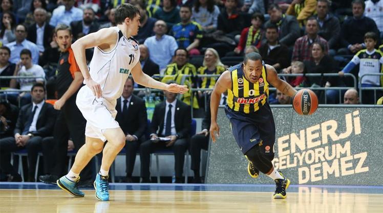 Fenerbahçe Ülker seriyi bozmadı! (ÖZET)