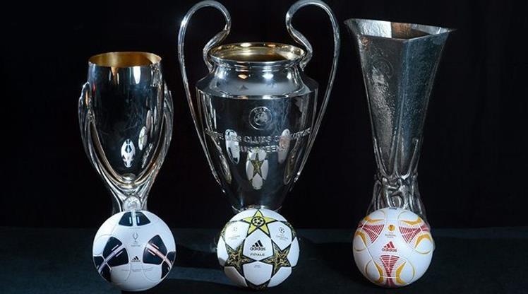 Avrupa kupalarına zam geldi!