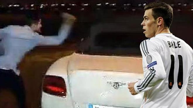 Bale ne yapacağını şaşırdı!