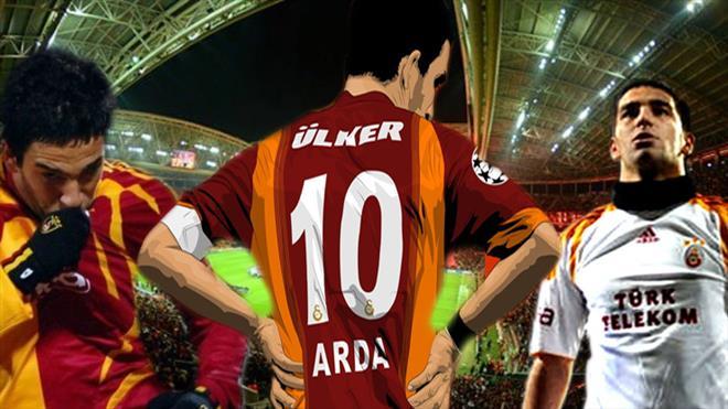Arda Turan efsanesi bu gollerle doğdu!..