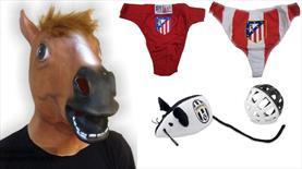 Lisanslı at kafası ve iç çamaşırı!