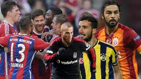 Avrupa'da Bayern Türkiye'de ise...