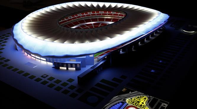 İşte Arda Turan'ın yeni stadı...
