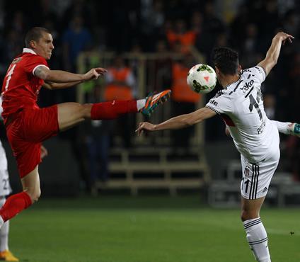 Beşiktaş-Gaziantepspor maçının özeti burada