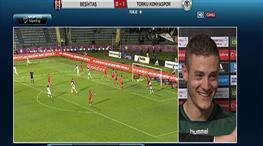 Torje inanılmaz golünü anlattı: