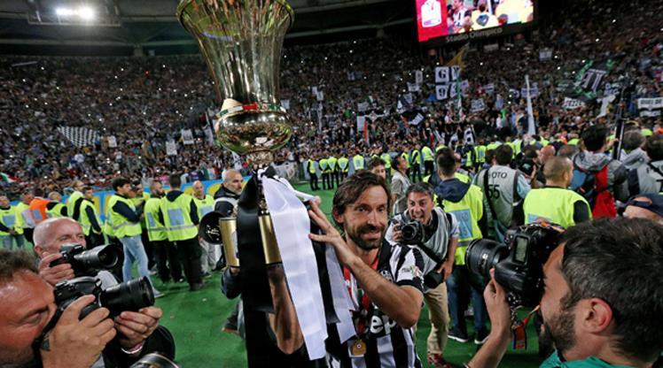 Juventus şampiyonluğunu taçlandırdı