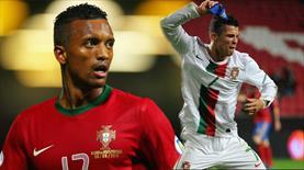 Sosyal medya bu videoyu konuşuyor! Ronaldo ve Nani...