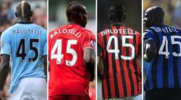 İşte Balotelli'nin '45' sırrı!