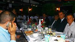 Beşiktaş iftarda buluştu
