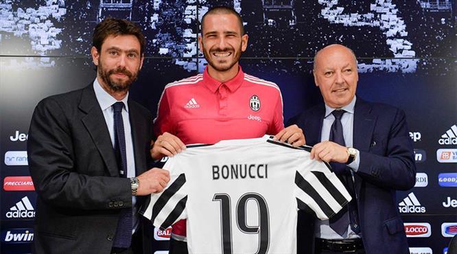 Juventus Bonucci'yi bırakmadı!..