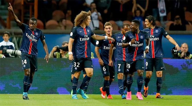 PSG Ibrahimovic'siz de güzel (ÖZET)