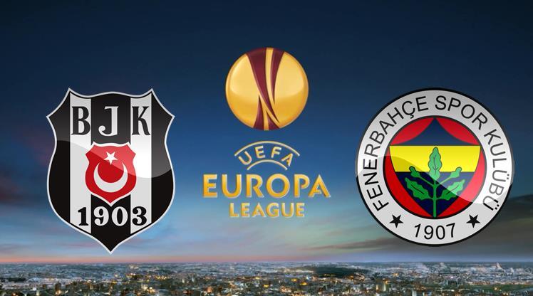 İşte Beşiktaş ve Fenerbahçe'nin rakipleri