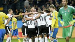Avusturya final biletini kaptı