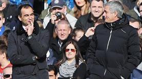 Mourinho, Martinez'e çattı! Küfür iddiası