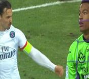 Ibrahimovic 17'lik kaleciyi böyle avladı