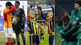 Spor Toto Süper Lig'de 19. haftanın panoraması