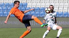 Medipol Başakşehir - Atiker Konyaspor: 1-1 (ÖZET)