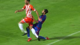 İşte Adanaspor'un kazandığı penaltı