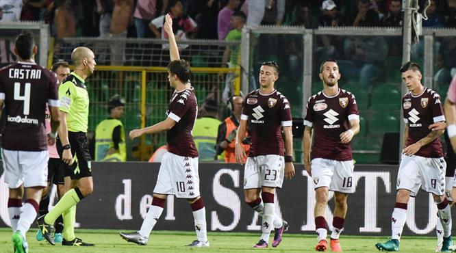 25 dakikalık şov Torino'ya yetti! (ÖZET)