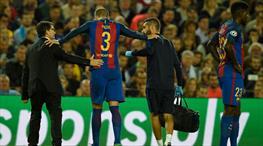 Barcelona'ya çifte şok!