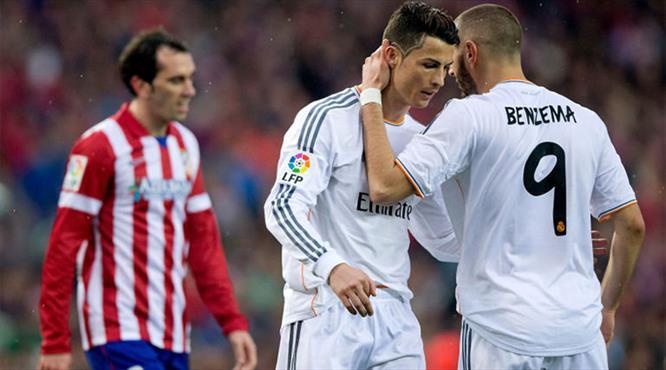 Ronaldo'nun unutulmaz derbi şovu! Muhteşem goller!