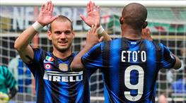 Napoli Eto'o'yu iyi tanır!