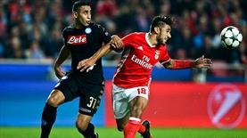 Benfica-Napoli: 1-2