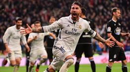 Real Madrid'i yine Ramos kurtardı! Madrid tarihine geçen final! (ÖZET)