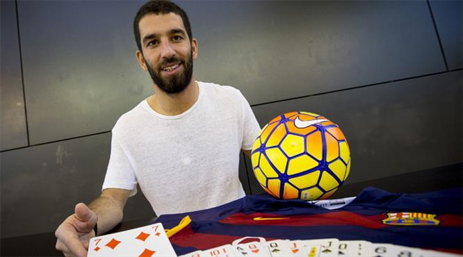 Barcelona'nın yıldızı Arda Turan iddialı