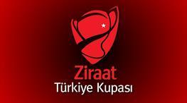 Ziraat Türkiye Kupası çeyrek final 1. maç programı açıklandı!