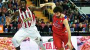 Teodosic'in son kurbanı Olympiakos! (ÖZET)