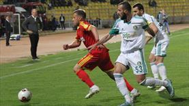 Yeni Malatya play-off aşkına!