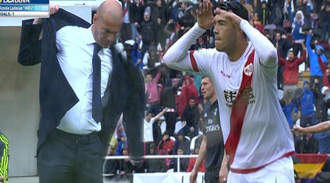 İşte Zidane'a totem paltosunu giydiren gol...
