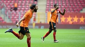 Kaptan sahnede! Galatasaraylılar bu golü çok özledi