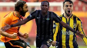 Opta'ya göre Spor Toto Süper Lig'de haftanın 11'i!