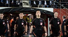 Spor Toto Süper Lig'de 31. haftanın hakemleri açıklandı