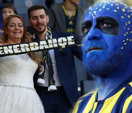 Kadıköy'de renkli görüntüler!