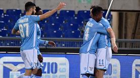 Roma'nın bileti Lazio'dan!.. Mancini pes etti!.. (ÖZET)