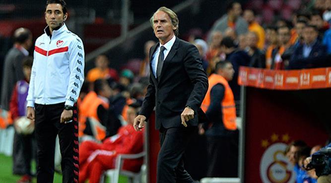 Riekerink'ten Beşiktaş açıklaması! ''Kazanmaktan başka çaremiz yok''