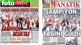 ''Şampiyon kupasına kavuştu'' İşte günün manşetleri!..