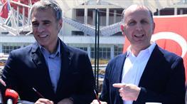 Trabzonspor Başkanı Muharrem Usta: