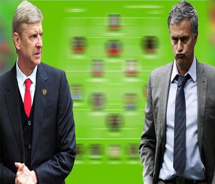 Wenger Mourinho'yu bu 11'le vuracak!