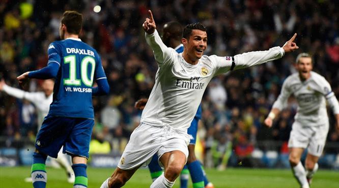 Real'i finale Ronaldo taşıdı