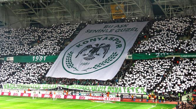 Atiker Konyaspor'u 271 bin 733 kişi izledi!