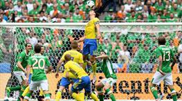 İsveç'i Ibrahimovic kurtardı!..  (ÖZET)