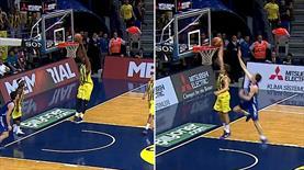 Ataşehir'de NBA esintisi! İşte Fenerbahçelileri coşturan hareket...