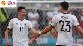 Almanya - Slovakya maçında en yüksek performansı kim sergiledi?