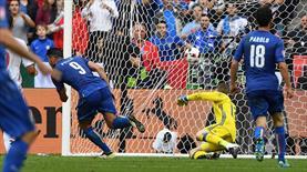 İşte İspanya'nın fişini çeken gol!