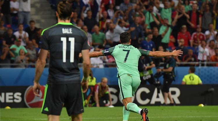 Dev kapışma Ronaldo'nun!.. İlk finalist Portekiz!.. (ÖZET)